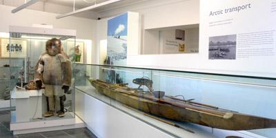 The Polar Museum, SPRI, Cambridge