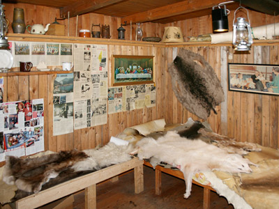 Ilulissat Museum (Knud Rasmussen's house)
